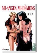 Mi-Anges mi-Démons - Deux femmes laissent libre court à leurs fantasmes les plus débridés.