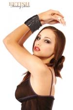 Ruban BDSM noir - Attachez, détachez, recommencez à volonté... avec ce ruban de bondage non collant et réutilisable.