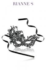 Masque sensuel Violaine - Masque n° 4 Violaine, un superbe masque de style vénitien, par Rianne S.