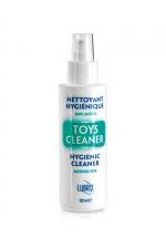 Toy cleaner 125 ml - Lubrix - Spray nettoyant hygiénique à base d'eau pour sextoys.