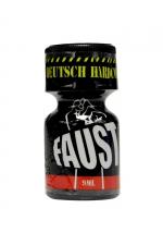 Poppers Faust 9 ml - Arôme liquide aphrodisiaque pour aromatiser votre pièce, à base de Nitrite de Penthyl.